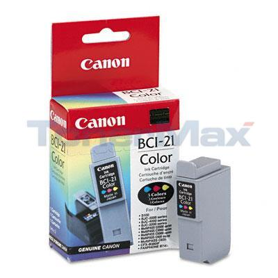 CANON BCI-21C INKJET COLOR